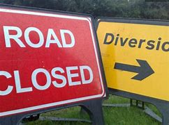 Road Closure – please read for full information.